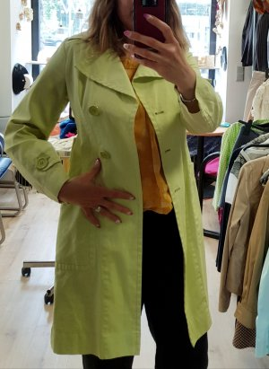 Cinque Trench Coat pale green