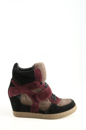 limited a by a.s.h Wedge Sneaker multicolored casual look