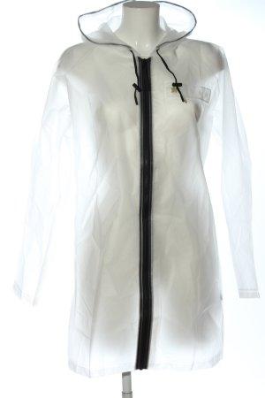 Limited by Tchibo Manteau de pluie blanc style décontracté