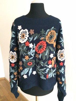 Limited Edition , ausverkaufter Wollpullover von Zara