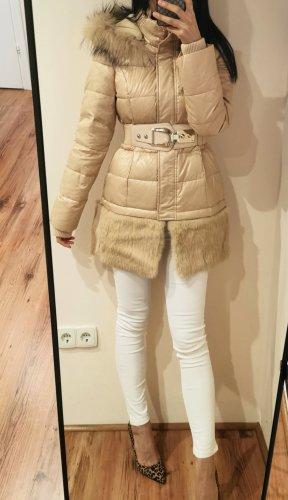 Vero Moda Manteau en duvet multicolore