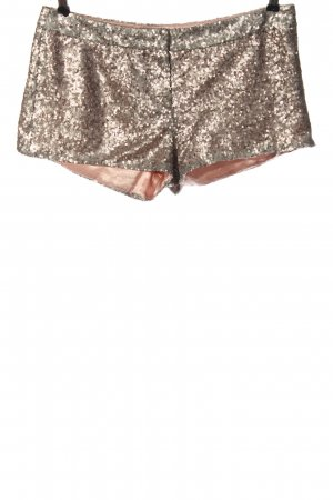 LIMITED EDITION Hot Pants pink-brown casual look