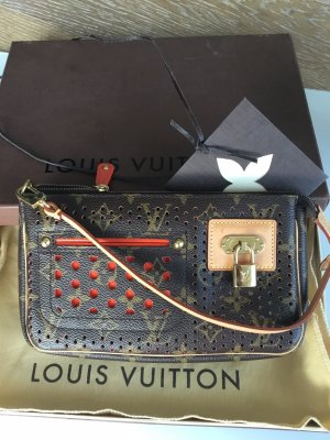 Limited Edition Louis Vuitton Pochette Accessoires Perforated
