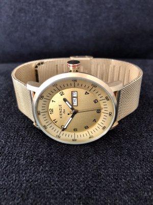 Limited Edition Quarz Armband vergoldet