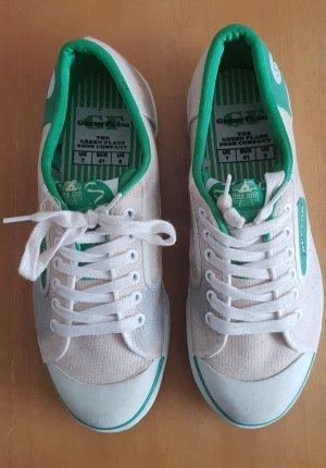 Limited Edition Vintage Dunlop Green Flash Canvas Sneaker, Gr. 41, ungetragen