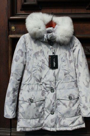 Limited Edition Woolrich Luxury Arctic Parka Gr.S *NEU*