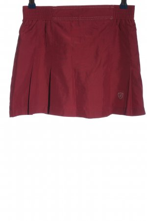 Limited sports Skorts rojo look casual
