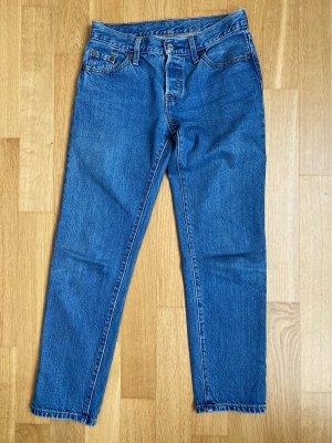 """Limitierte Capsule Collection """"501 CT""""  Levi's Jeans gr. 23/32"""