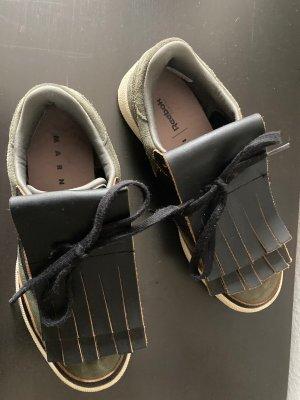 Limitierte Edition Sneaker von Reebok & Marni, Gr. 38,5
