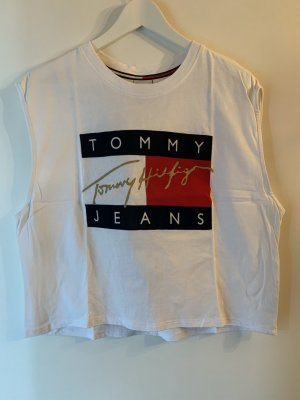 Tommy Jeans Top linea A multicolore