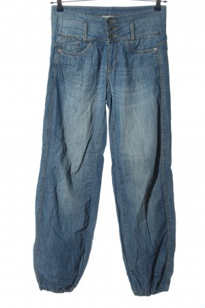 Lindex Baggy Jeans blue casual look