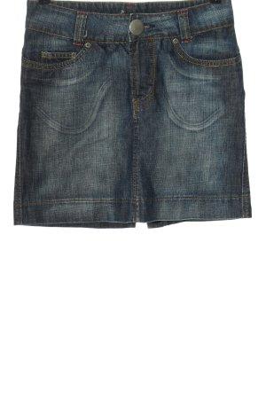 Lindex Gonna di jeans blu stile casual