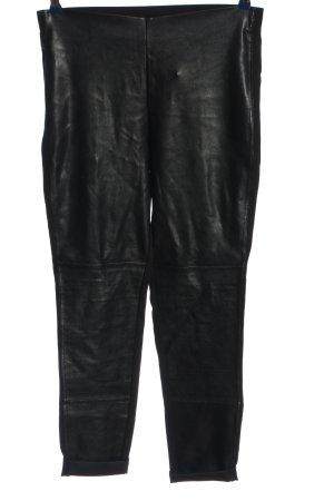 Lindex Pantalone a sigaretta nero elegante