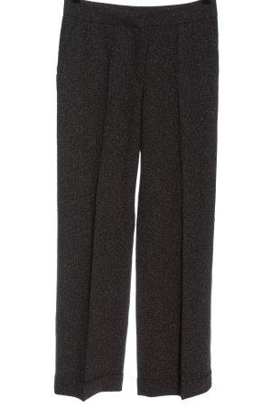Lindex Pantalone jersey grigio chiaro puntinato stile professionale