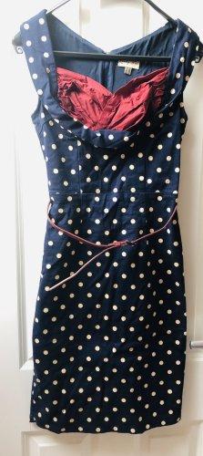 Lindy Bop Petticoatjurk veelkleurig Polyester
