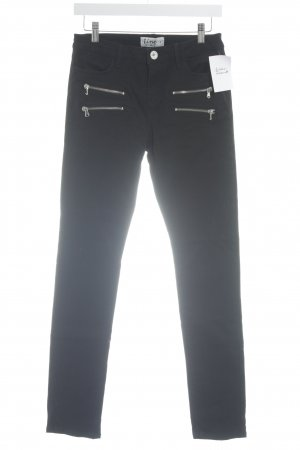 Line of Oslo Skinny Jeans schwarz Casual-Look