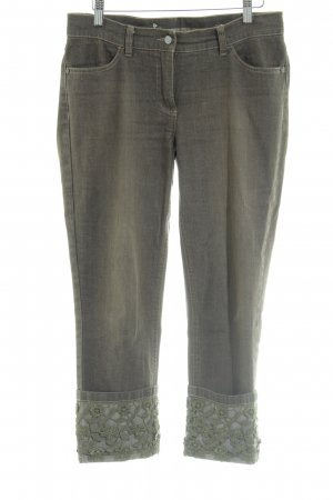 Linea Tesini 3/4 Jeans khaki Casual-Look