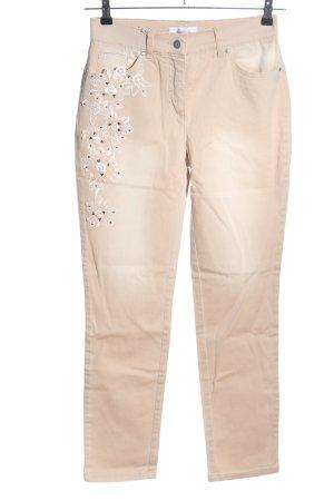 Linea Tesini Straight-Leg Jeans mehrfarbig Casual-Look