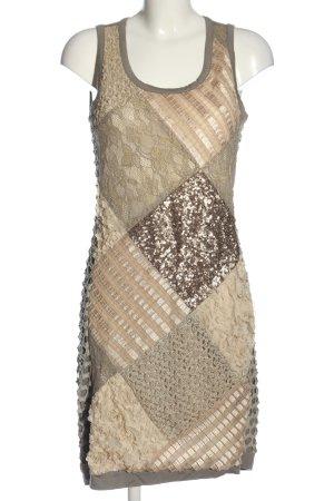 Linea Tesini Minikleid mehrfarbig Elegant