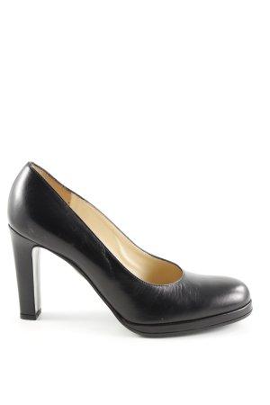 Linea Wally's High Heels schwarz Business-Look