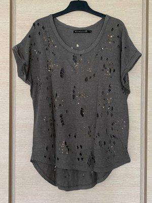 Berenice T-Shirt grey brown-green grey
