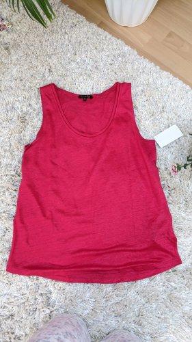 Linen top/bluse/shirt/Oberteil massimo dutti gr M