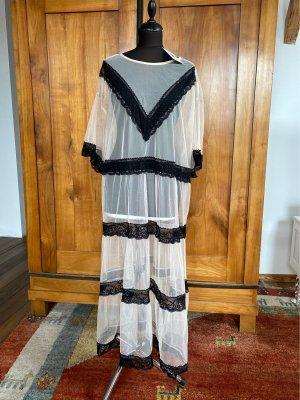 Lingerie Kleid Transparenz Look