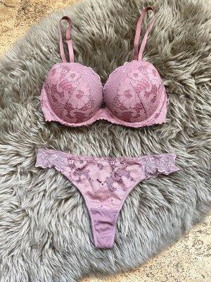 H&M Lingerie Set pink