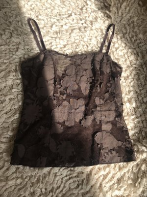 Hallhuber Robe de nuit brun