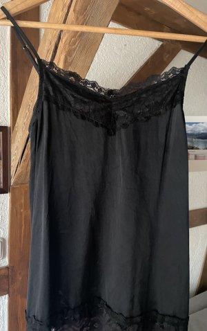 Donna by hallhuber Camisole noir soie