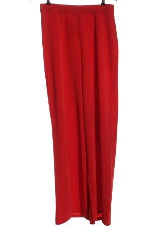 Linn Ahlborg x Na-kd Baggy Pants red casual look