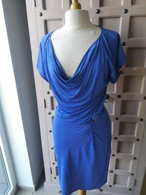 LIO JO Wasserfall Kleid Figurbetont Gr 40