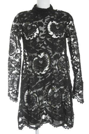 Lioness Abendkleid schwarz Elegant
