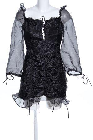 Lioness Minikleid schwarz Elegant