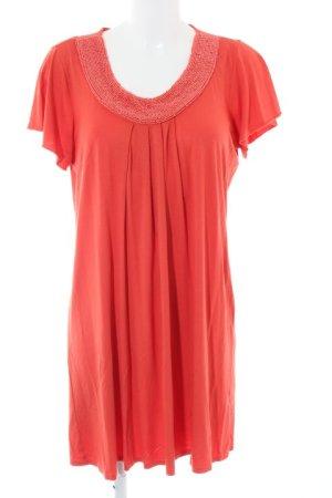 lior m. Jerseykleid orange Casual-Look