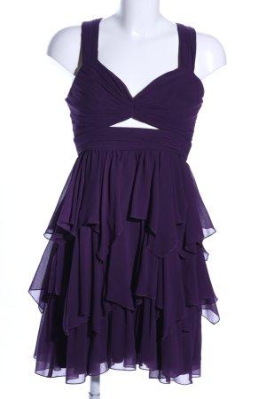 Lipsy Abendkleid lila Party-Look