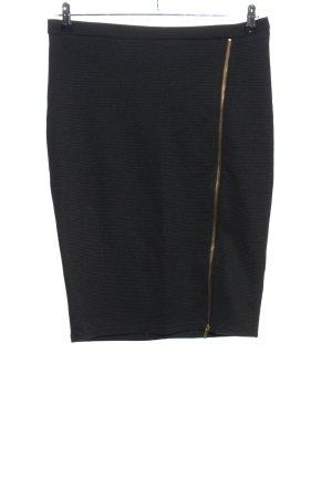 Lipsy Falda de tubo negro estilo «business»