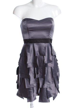 Lipsy Sukienka gorsetowa czarny Ekstrawagancki styl