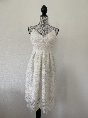 Lipsy Damen Sommerkleid Weiß Gr. 36 NEU !!