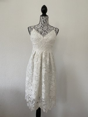 Lipsy Summer Dress white