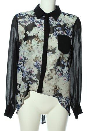 Lipsy Hemd-Bluse Blumenmuster Elegant