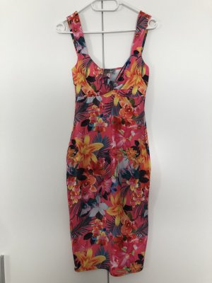Lipsy Kleid mit Blumenprint bunt