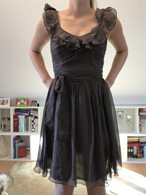 Lipsy Kleid Schlamm farbend gr 34 NEU