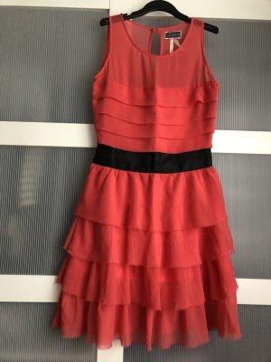 Lipsy Kleid XS pink schwarz