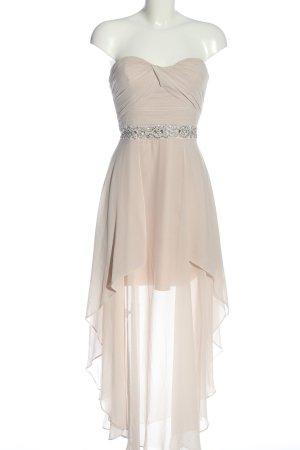 lipsy london Abendkleid wollweiß Elegant