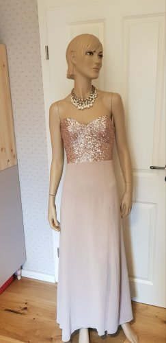 Lipsy Evening Dress rose-gold-coloured-pink