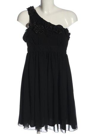 lipsy london Robe asymétrique noir élégant