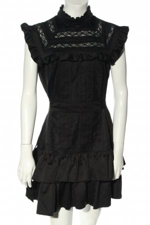 Lipsy Minikleid schwarz Elegant