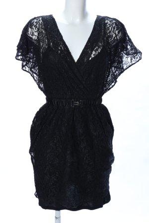 Lipsy Lace Dress black elegant