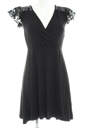 Lipsy Spitzenkleid schwarz Elegant